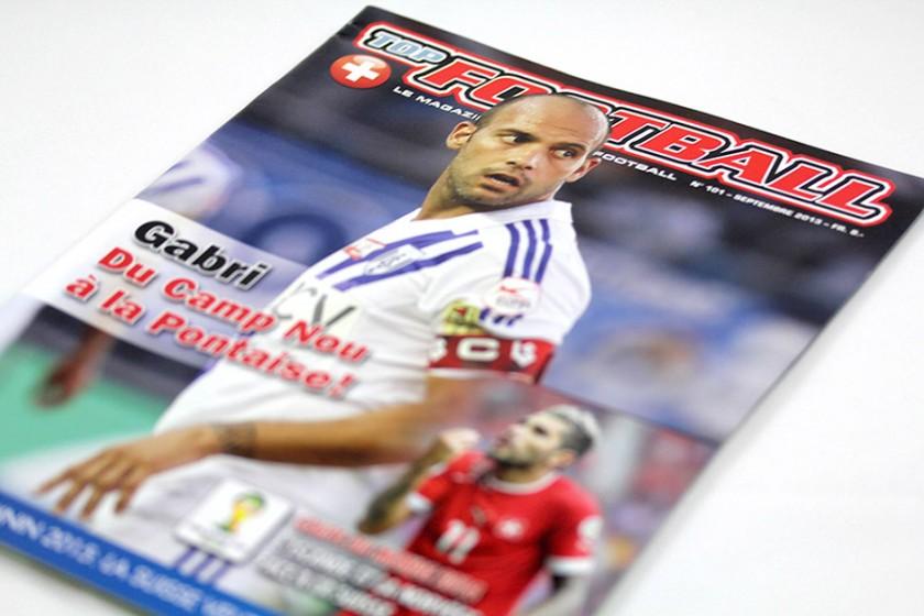 magazine suisse romande de foot