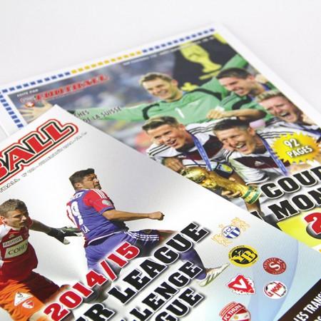 Magazine de foot n° 1 en Suisse romande