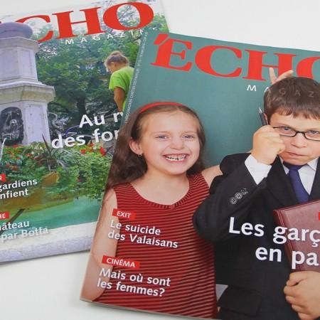 echo magazine graphictouch